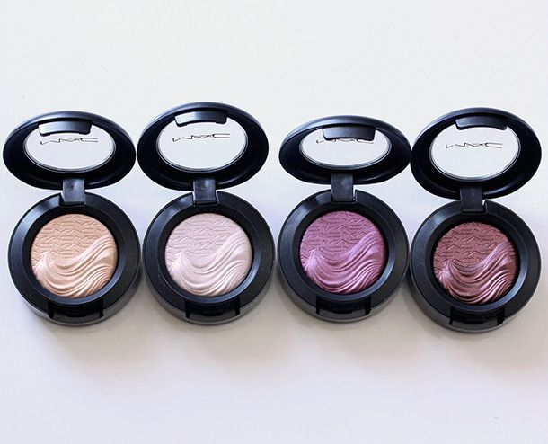 Mac extra dimension eye shadows from the left a natural flirt mac extra dimension eye shadows from the left a natural flirt ready to party thecheapjerseys Image collections