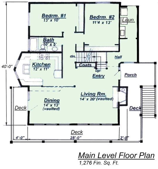 Chalet House Plan Model C 511 Lower Floor Plan From Creative House Plans Lake House Plans House Plans Cabin Floor Plans