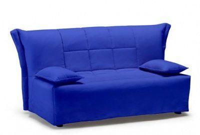 Divano Letto Matrimoniale Large Colore Blu Divano letto