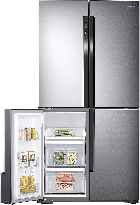 10 Best French Door Refrigerator 2019 Best French Door Refrigerator Refrigerator Fridge Reviews