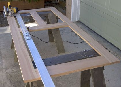 The RunnerDuck Screen Door plan, is a step by step instructions on ...