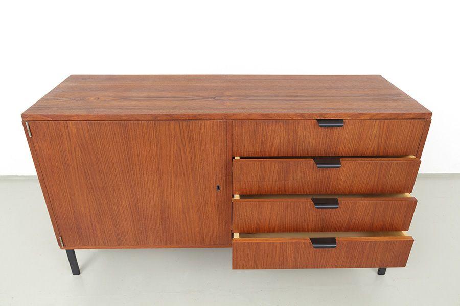 Magasin Mobel Herbert Hirche Dhs 20 Sideboard Fur Holzapfel 429 Sideboard Decor Home Decor