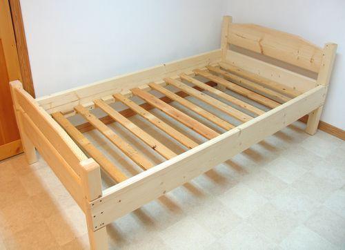 httpss media cache ak0pinimgcomoriginalsb3 - Wooden Bed Frame