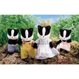 Sylvanian Families By Flair - Sylvanian Families Badger Family