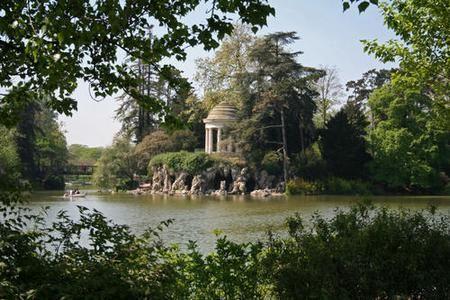 Bois De Boulogne Neuilly Sur Seine Where I Took My Daily Walk