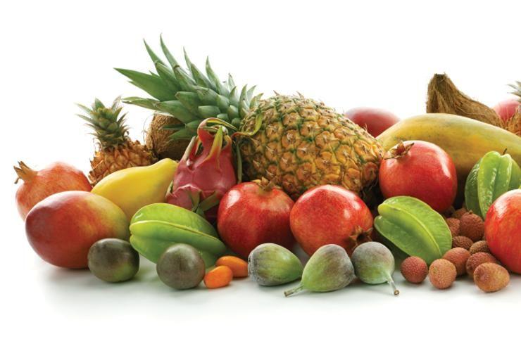 fruit art exotic fruit