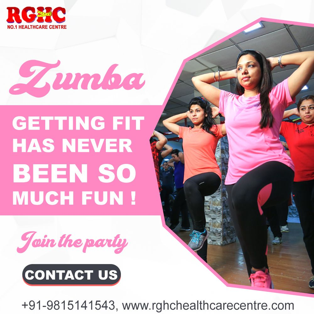 Get Fitness With Fun Join Our Daily Zumba Classes In Ludhiana For Better Results Gyms Near Me Best Gym Get Fit