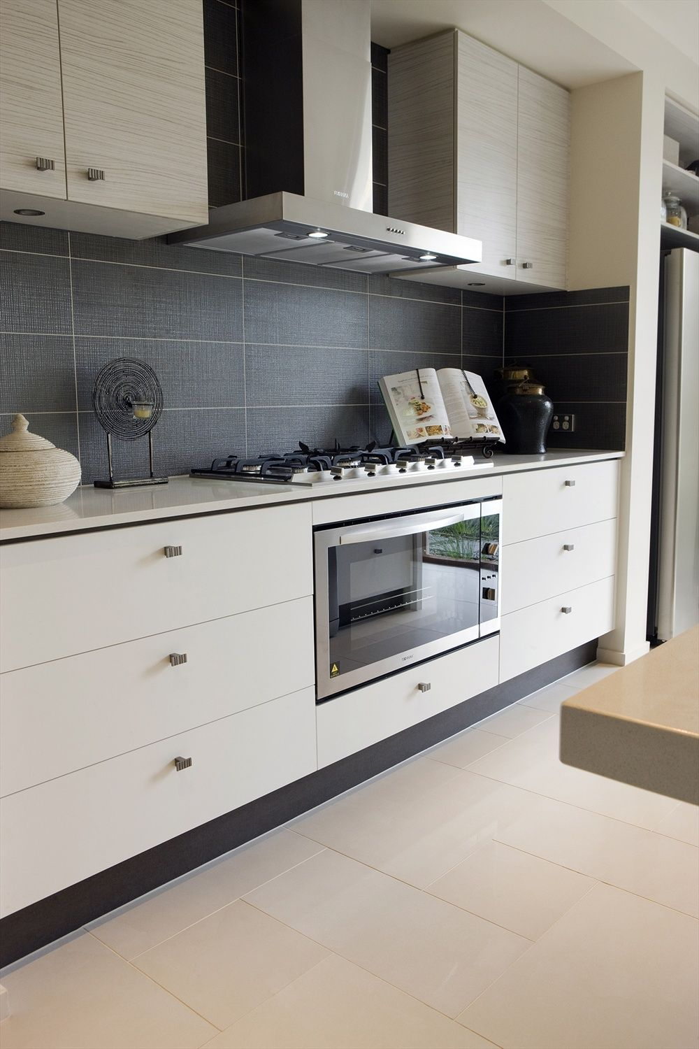 What Do You Think Of This Kitchens Tile Idea I Got From Beaumont