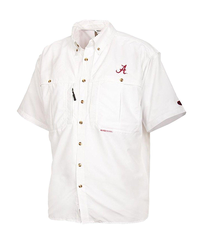Drake Waterfowl University of Alabama Wingshooter Shirt