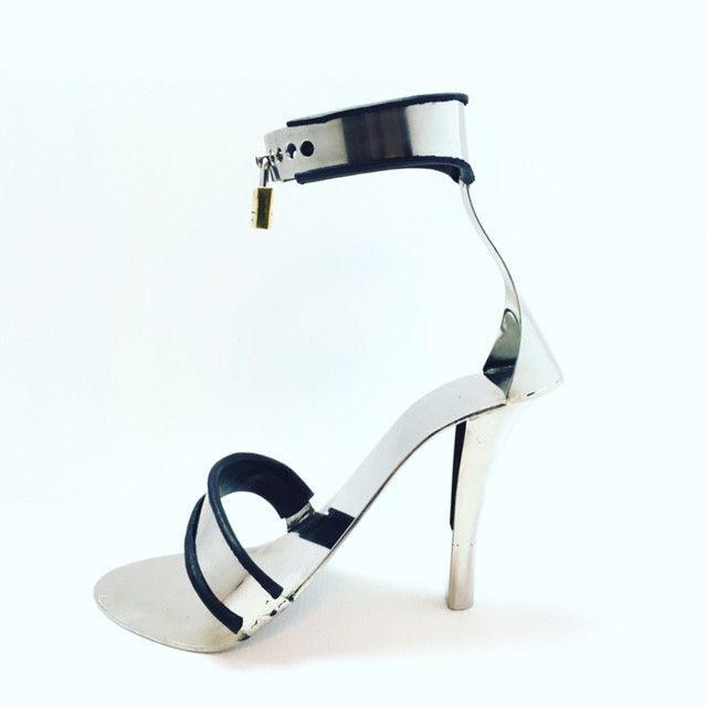 Verwonderlijk Steel High Heels   Shoes - Schoenen OD-93