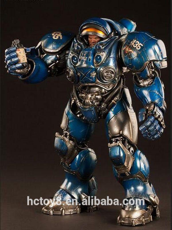 Gzltf Wholesale StarCraft II Tychus J Findlay Play Arts Kai 27 cm PVC Action Figures #Marvel #ActionFigure