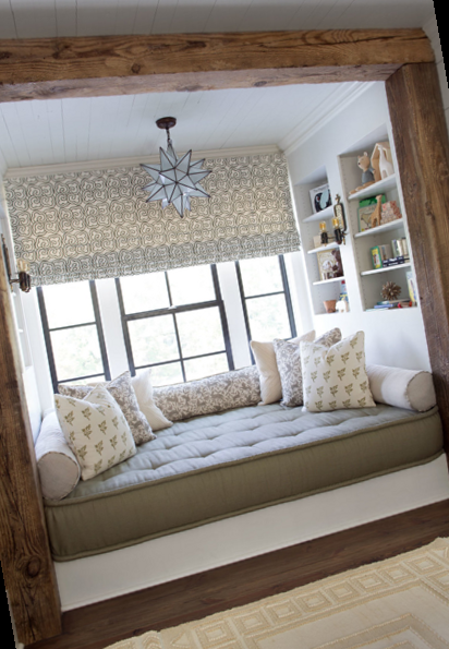 27+ Cabin-Chic Rooms That Will Inspire You To Hibernate This Winter   Home Decor Ideas Living R