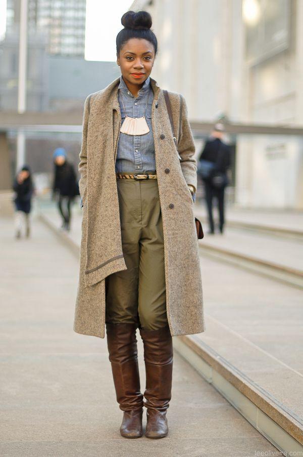 Slouchy Boots | Outfit Ideas | Fashion, Grey denim shirt ...