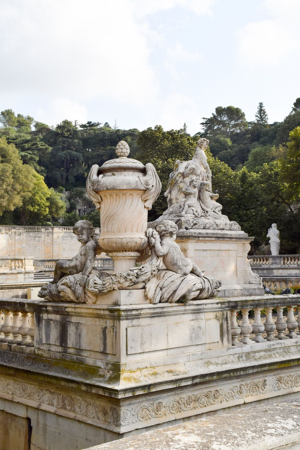 5 Spots To Catch A Glimpse Of The Ancient Roman Empire In Nimes
