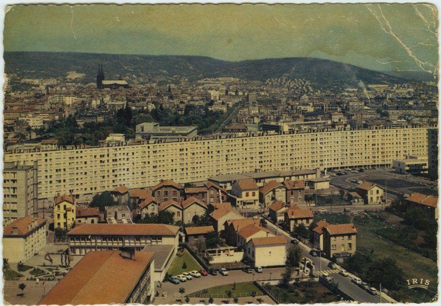 Renaud Epstein On Clermont Ferrand Postale Et Clermont