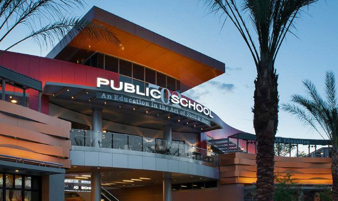 Get Schooled in Downtown Summerlin at Public School 702
