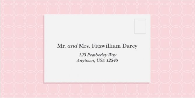 Mr And Mrs And Family Wedding Invitation To Inspire You In Creating