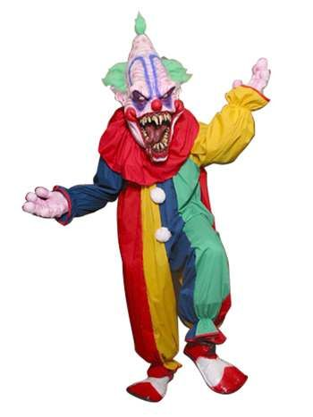 Big Top Clown Halloween Costume | Circus Gone wrong Theme ...