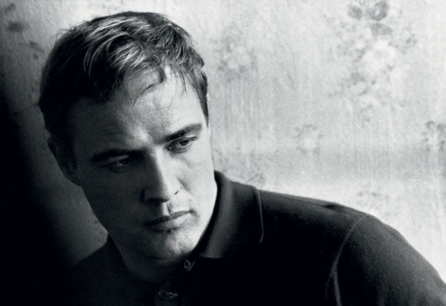 Marlon Brando par Bert Stern http://www.vogue.fr/photo/les-photographes-de-vogue/diaporama/hommage-a-bert-stern/14138/image/788734#!marlon-brando