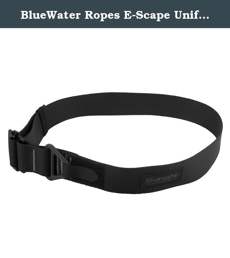 MEDIUM BlueWater Emergency Rappel Belt
