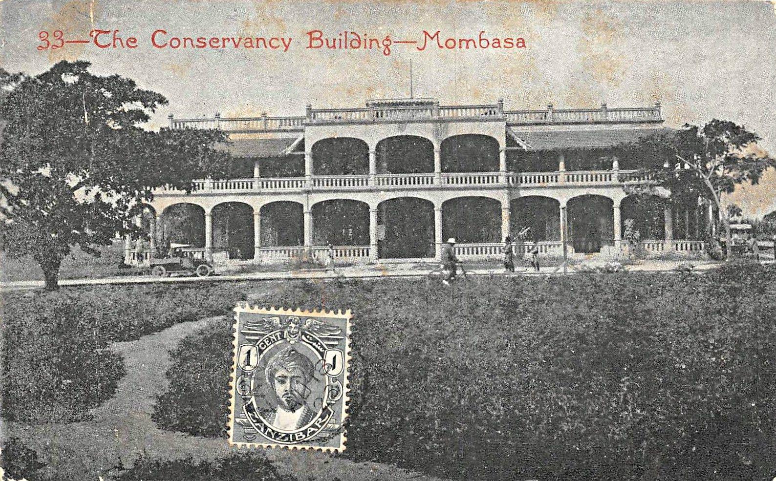 The Conservancy Bulding Mombasa Kenya Mombasa kenya