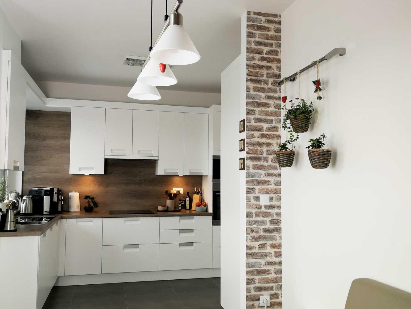 L alakú konyha - Modern konyha - gyönyörű képek   Cliff konyhabútor ...