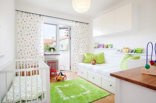 Inspiration : 10 Beautiful Kids Rooms