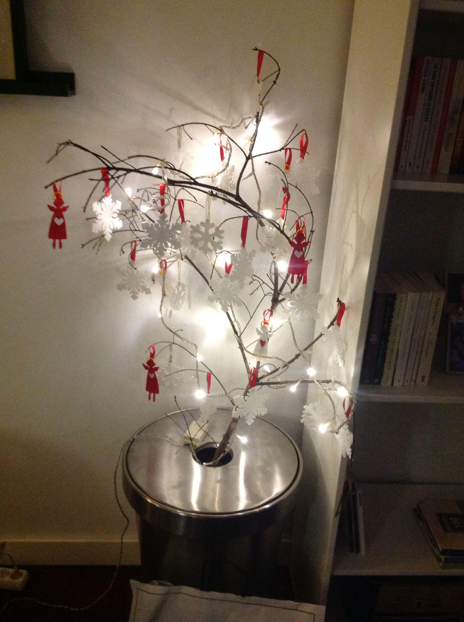 O meu galho de natal - my xmas branch
