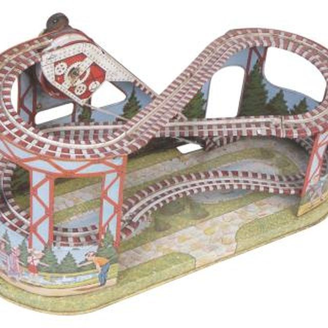coaster craft ideas how to build a miniature scale of a roller coaster out of 1333