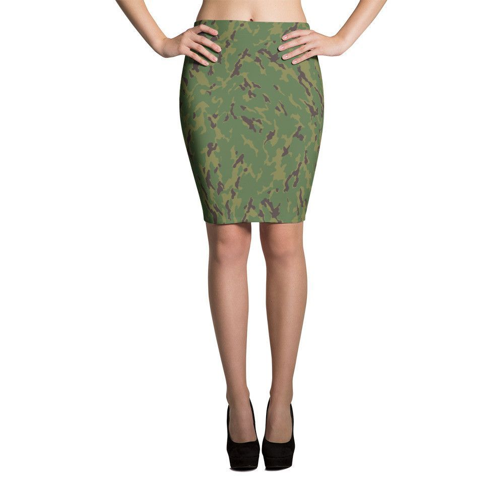 Russian Schofield Forest CAMO Skirts
