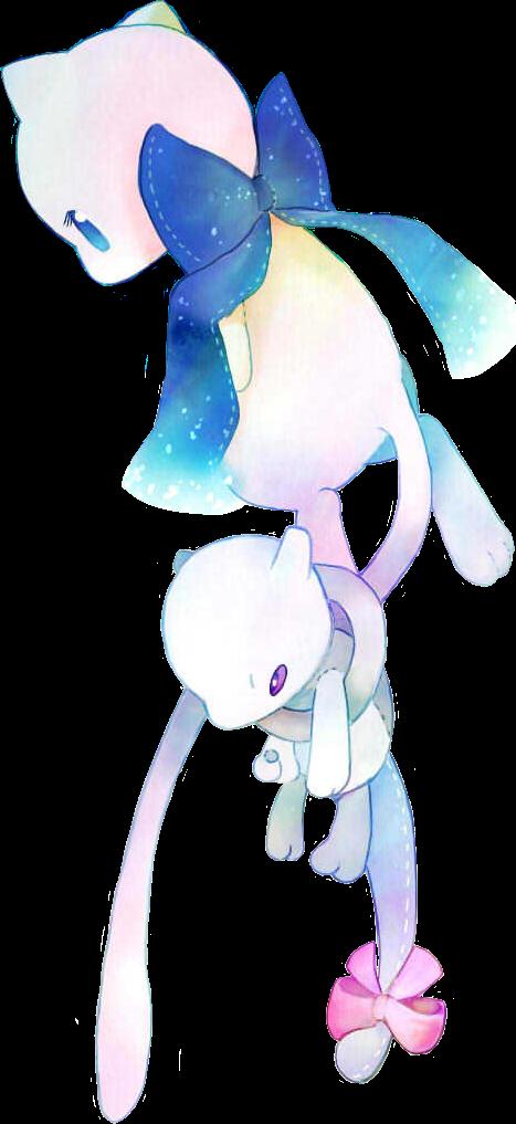 mew and mewtwo plushie pokemon pinterest pokémon pokemon