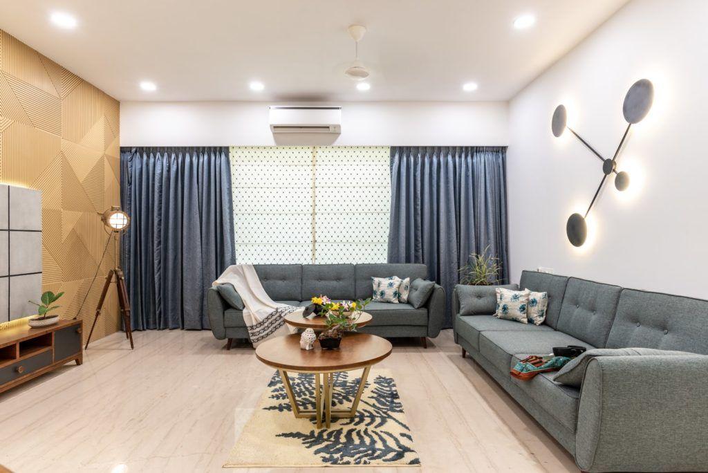 Swaram A Contemporary House Modern Apartment Design Interior