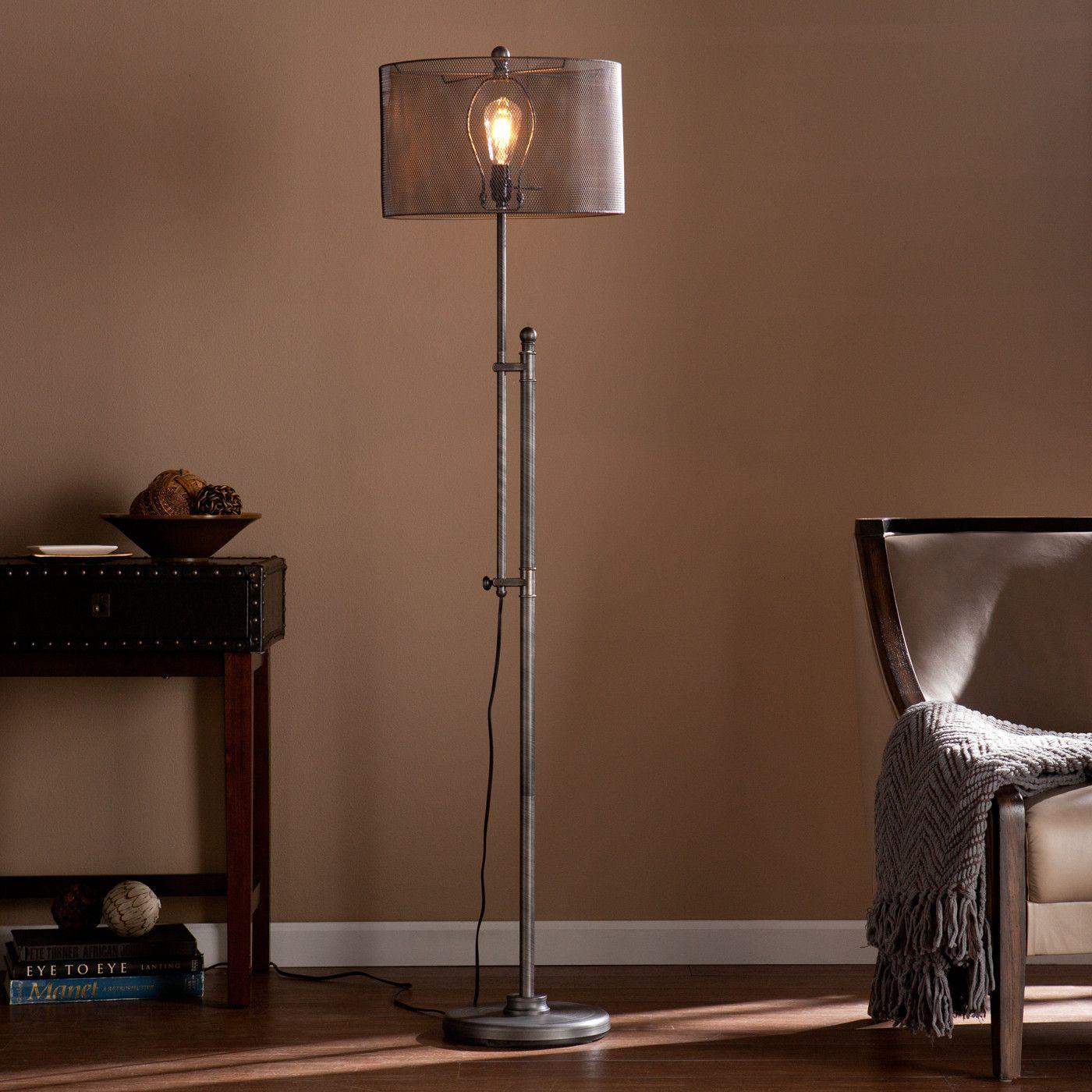 "Trent Austin Design Germain 66"" LED Floor Lamp"