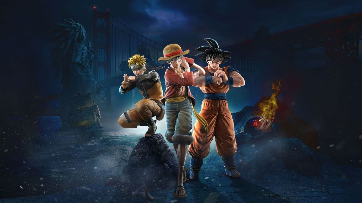 Wallpaper Jump Force Anime fighting games, Games, Naruto