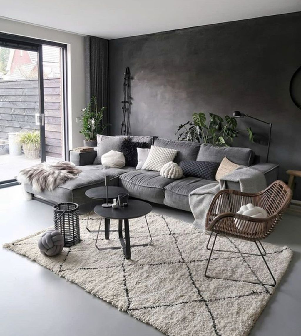 30 Best Minimalist Living Room Interior Design Ideas You Can Try Minimalist Apartment Decor Minimalist Living Room Design Modern Apartment Decor