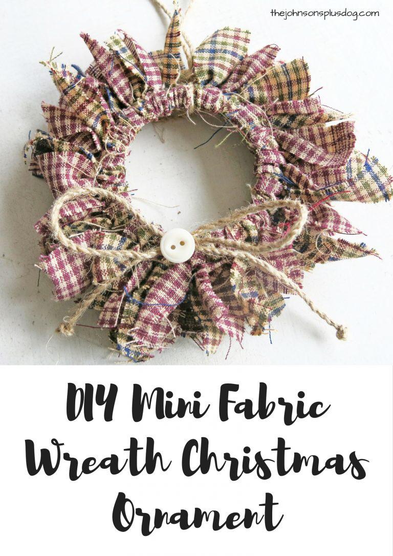 Easy Cheap Diy Fabric Christmas Ornaments Making Manzanita Fabric Christmas Ornaments Christmas Fabric Crafts Handmade Christmas Ornaments