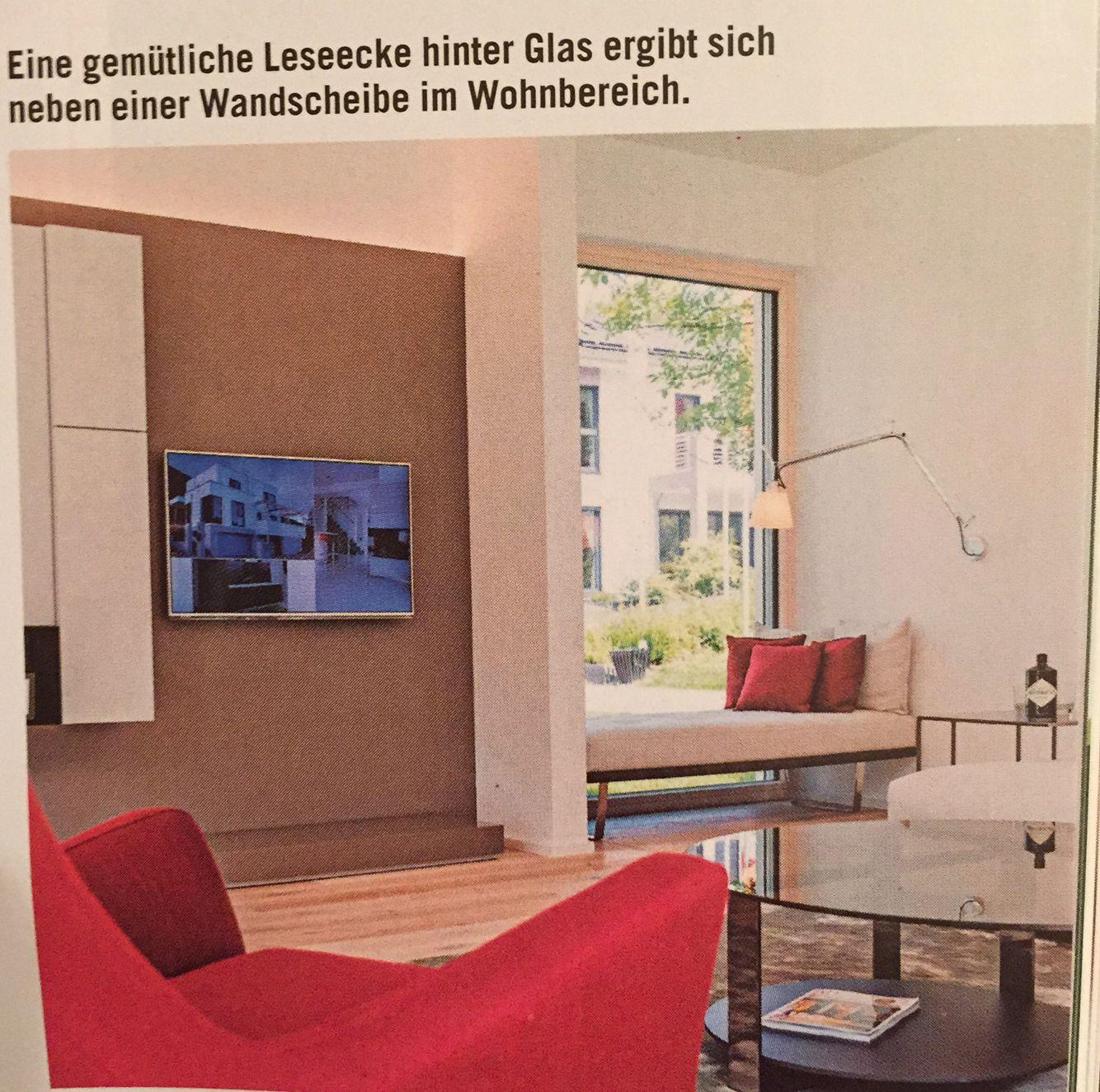 Leseecke hinter Glas | Unser Haus - Leseecke | Pinterest | Glas und ...