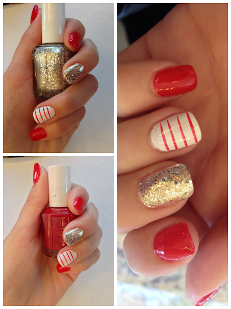 Creative and sexy nails go with any outfit! #Nails #Beauty #Fashion #AmplifyBuzz Visit AmplifyBuzz.com