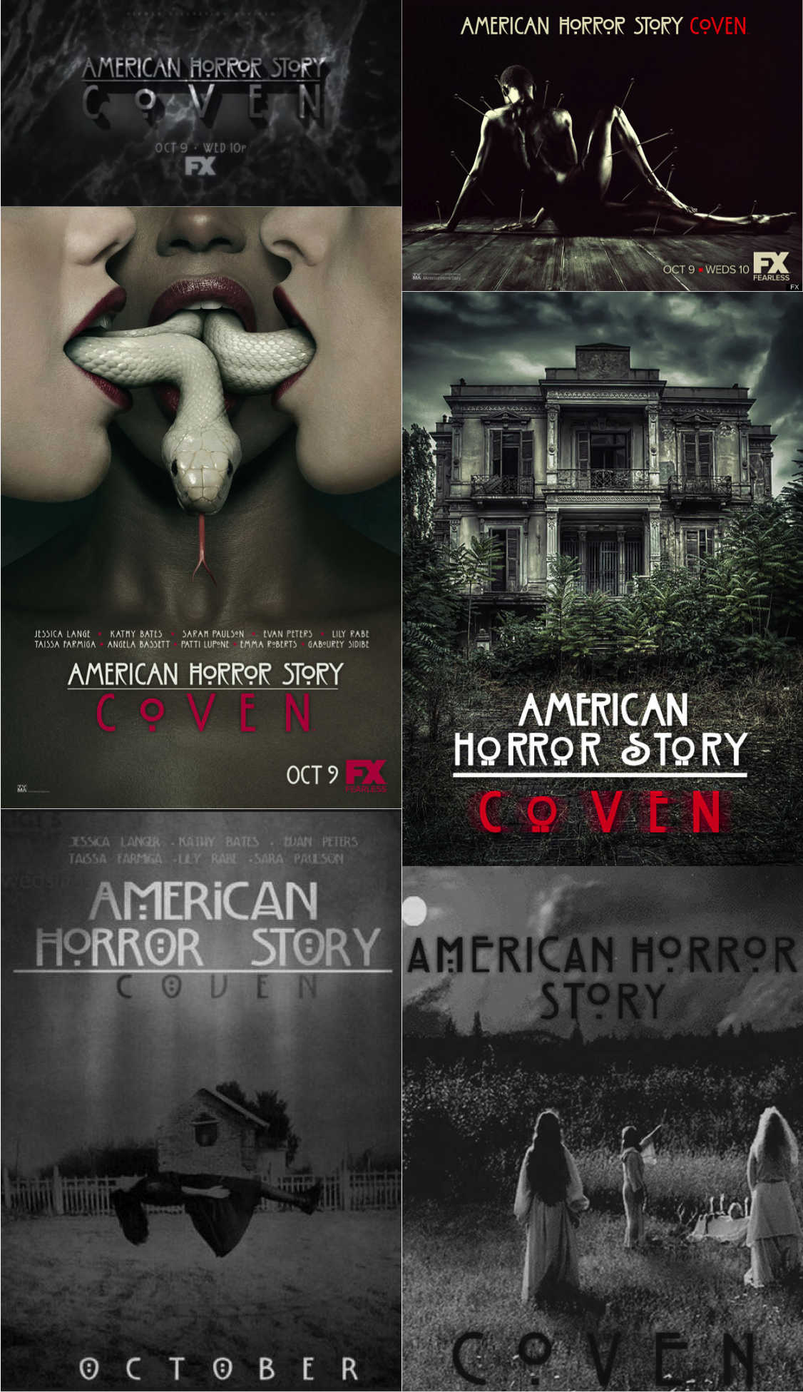 House Of The Rising Sun (AHS:Coven) - YouTube