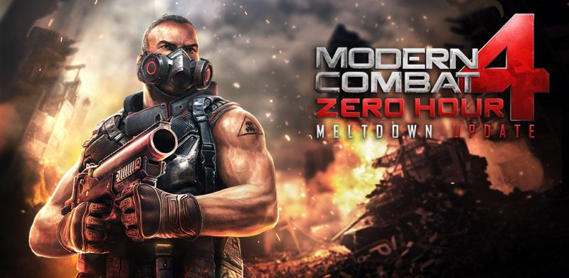 Modern Combat 4 Zero Hour Free Download For Apples And Android