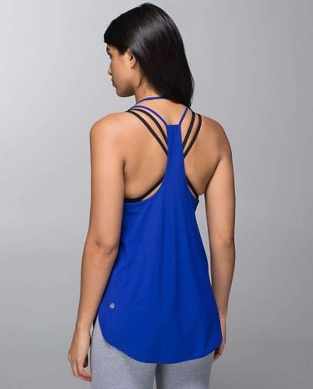 07eb9b1fd Lululemon Coastal Tank - Pigment Blue in 2019 | My Style | Athletic ...