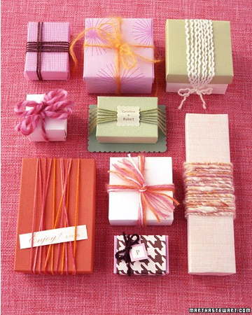 I'm sure we've all been through this ordeal! ... Make beautiful wrapping and perfect bows! I learned from my mother who had a habit of mak...