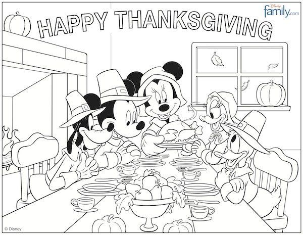 Free funny thanksgiving Color Pages Printable - Yahoo Image Search ...