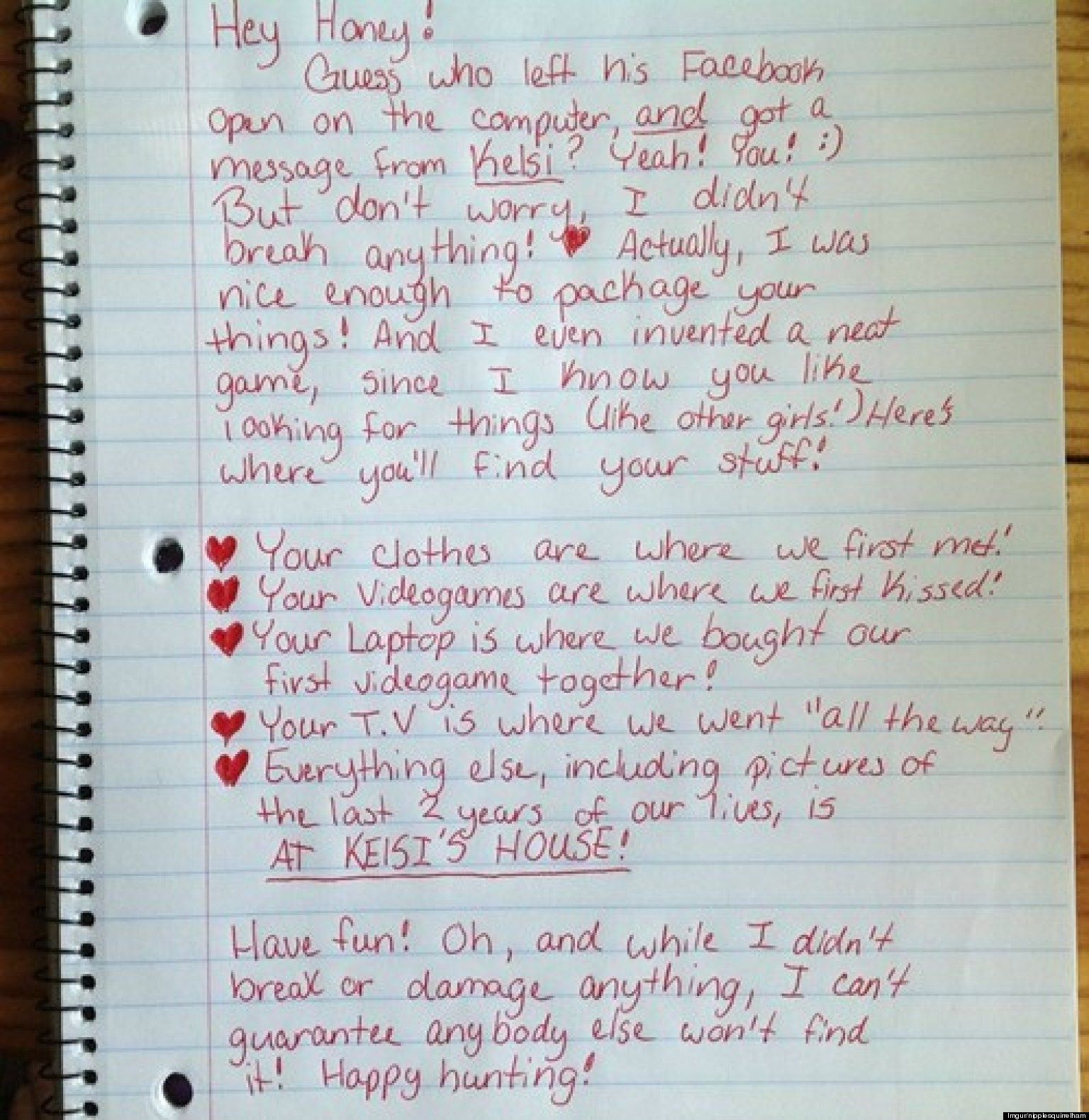 This Breakup Letter Will Make You Glad YouRe Single  Hilarious