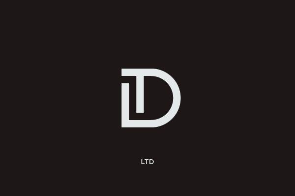Pin by LAM_LAM on 标志设计 / LOGO DESIGN Monogram logo