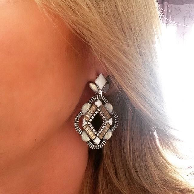 The stunning Kaia Chandelier Earrings from our new Summer Preview ...