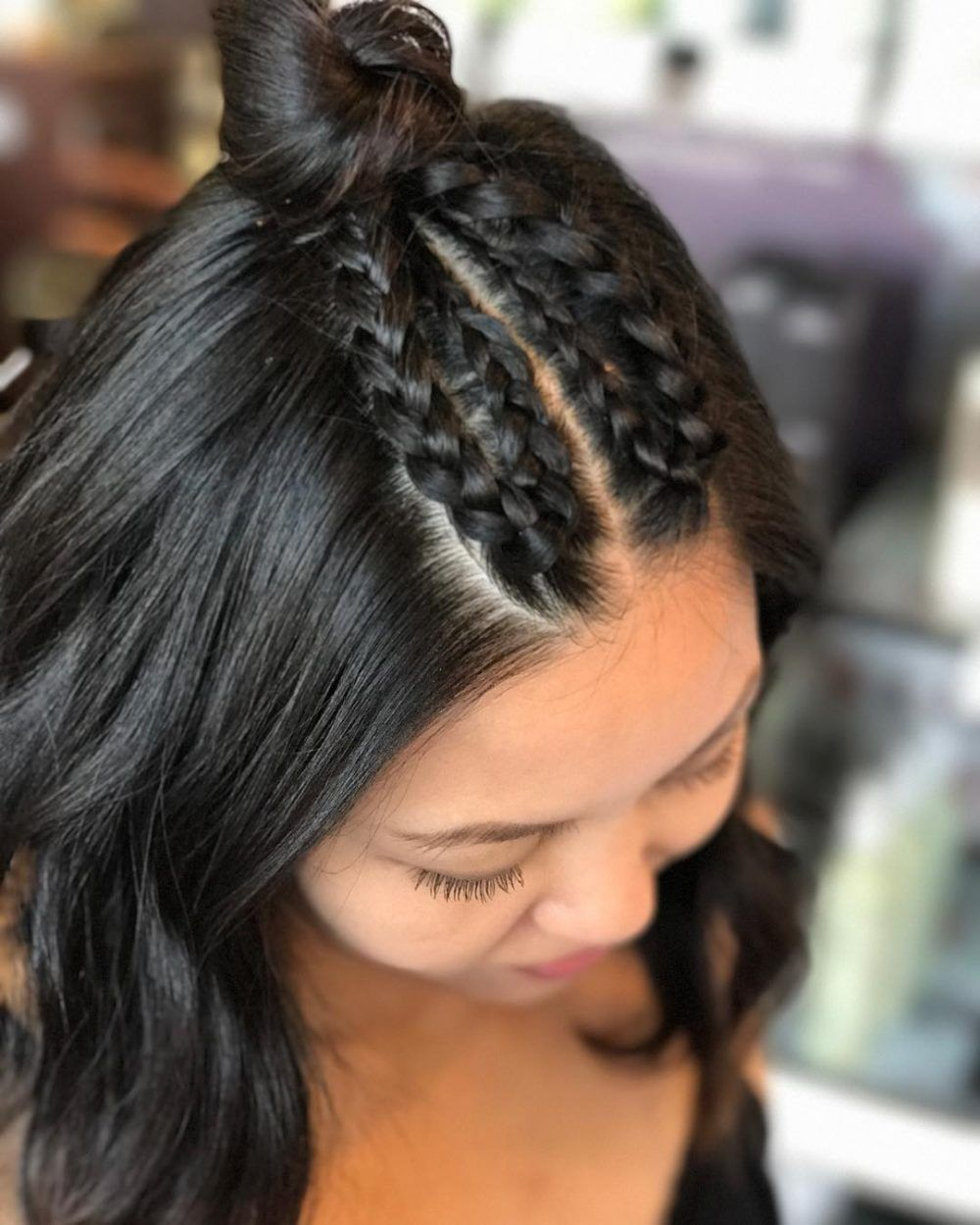 37 cute french braid hairstyles for 2019 | french braid