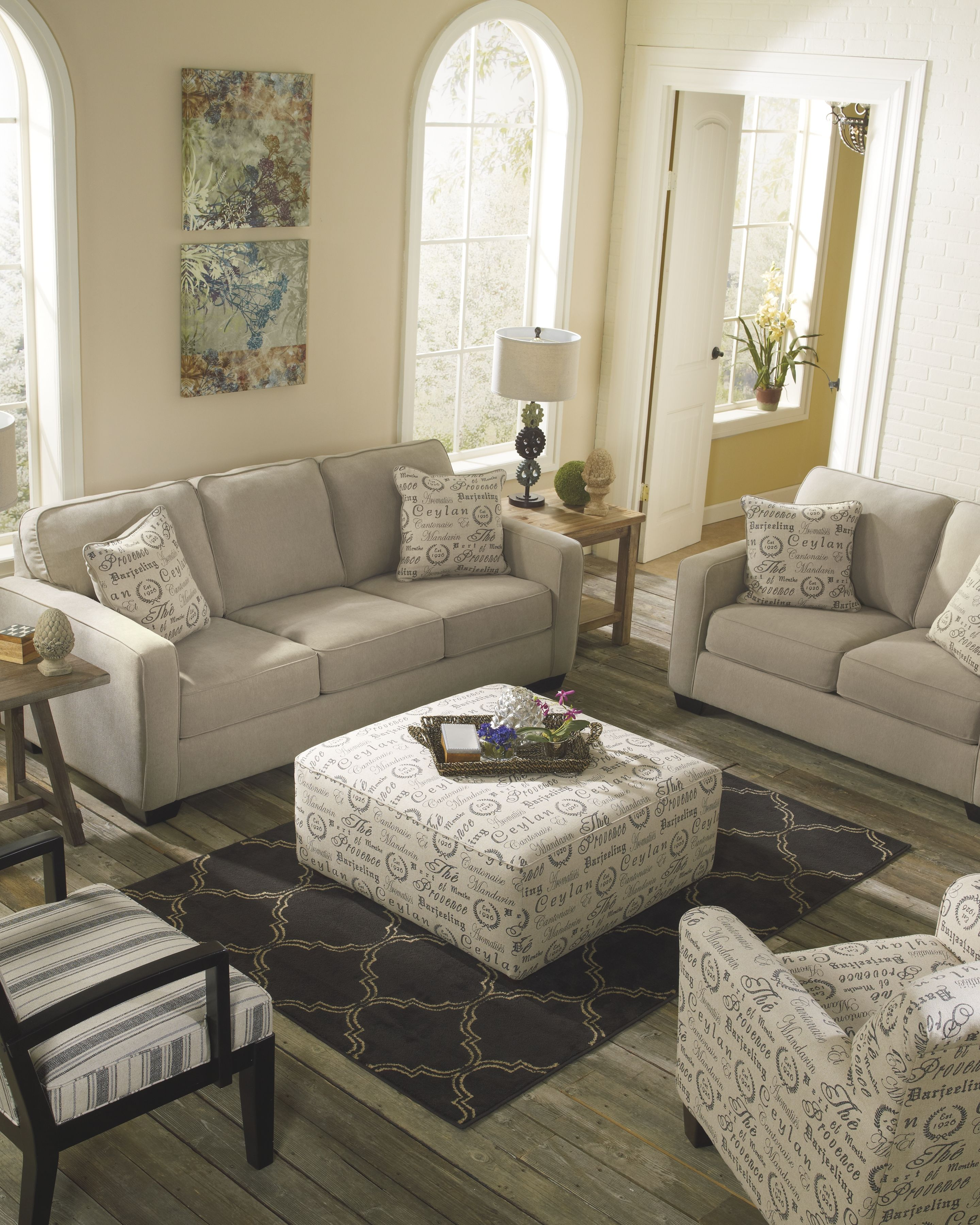 Alenya Loveseat Quartz Couches Living Room Apartment Living Room Livingroom Layout