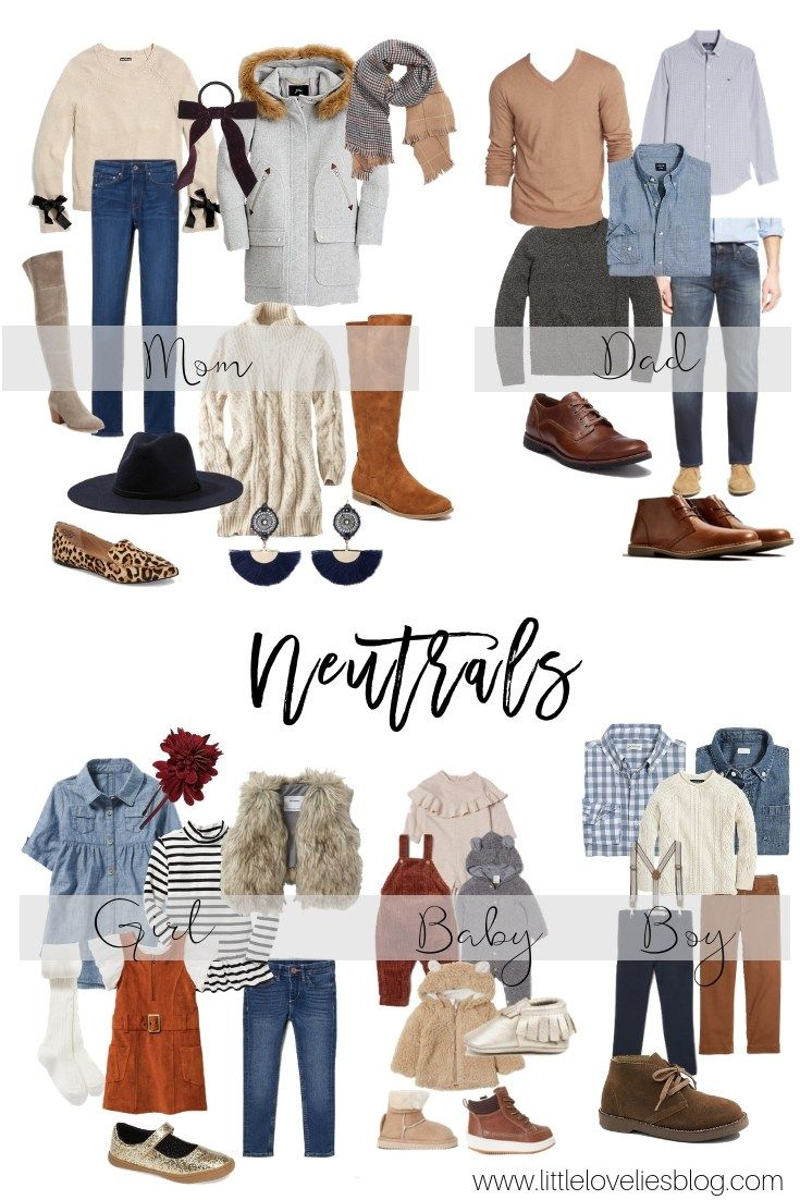 Family Photo Outfit Inspiration #familyphotooutfits