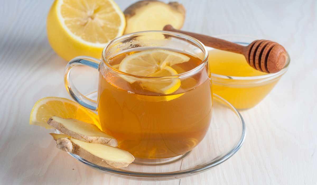 فوائد خلطة الزنجبيل والليمون للتنحيف وطريقة عمل المشروب الصحيحة Tea Health Benefits Drinking Tea Tea Break